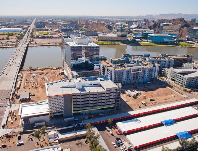 Watermark Tempe is an office, retail and residential development off Loop 202 and Scottsdale Road in Tempe.