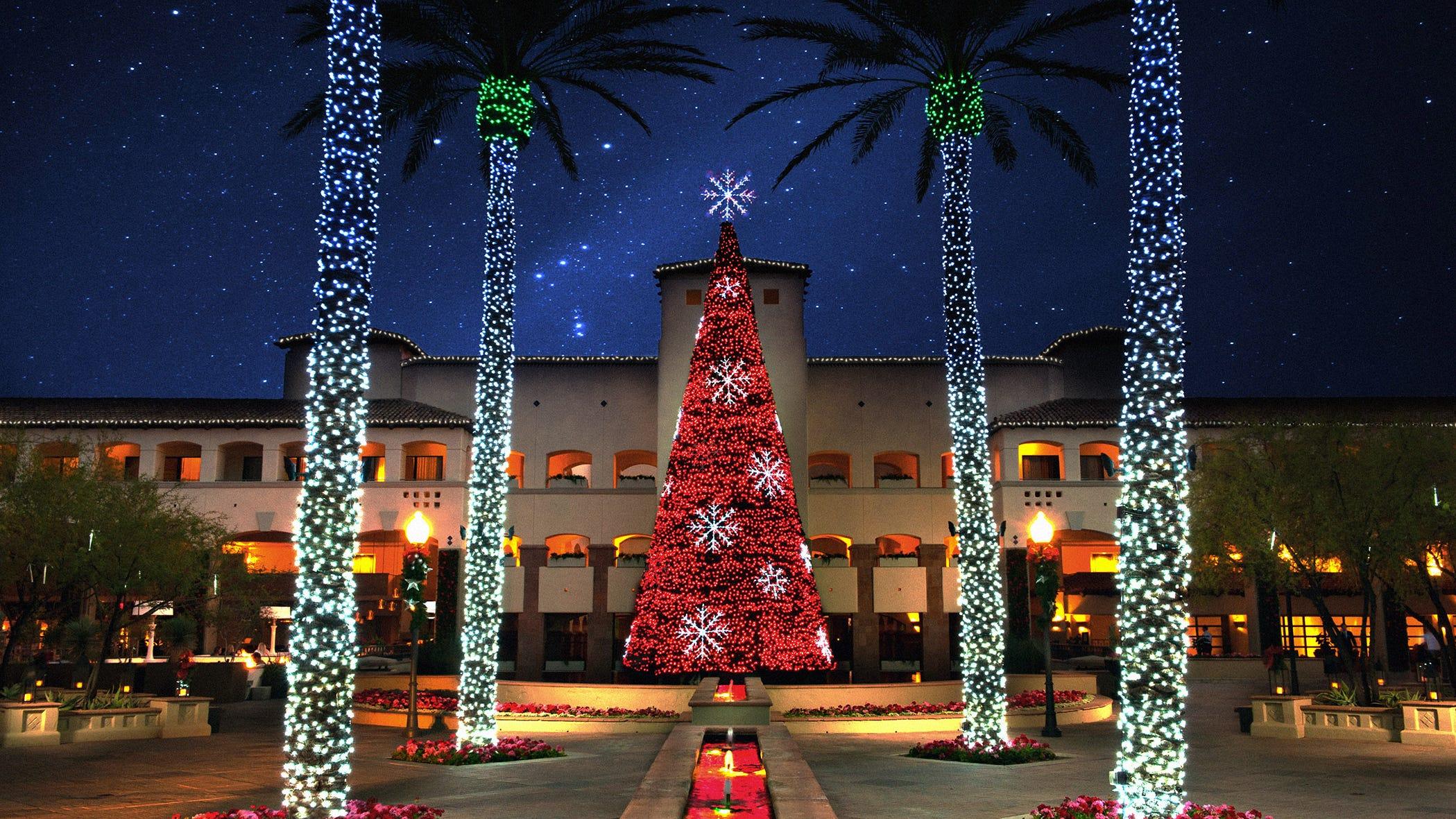 Scottsdale Christmas 2021 Restaurant