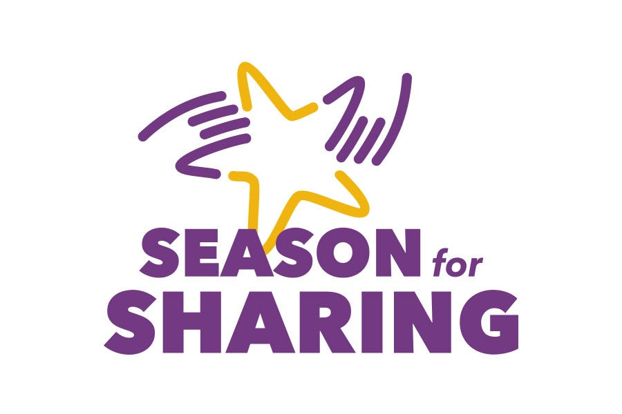 Season for Sharing kicks off 27th year of fundraising for Arizona nonprofits. Here's how to donate