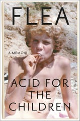 """Flea didn't want to write a rock star book. So """"Acid for the Children"""" puts the focus on the childhood that shaped the Red Hot Chili Peppers bassist."""