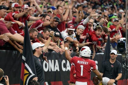 The Arizona Cardinals host the San Francisco 49ers on Thursday.
