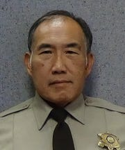 Maricopa County detention Officer Gene Lee