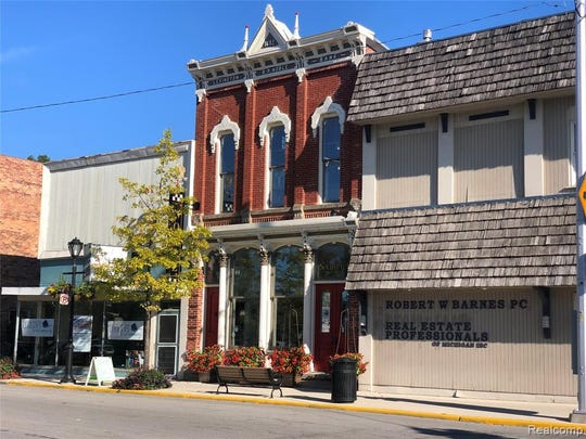 Downtown Lexington business Noble has closed and the building it was in at 7247 Huron Ave. is for sale.