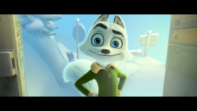 """""""Arctic Dogs"""" is playing at Regal West Manchester, Frank Theatres Queensgate Stadium 13 and R/C Hanover Movies."""