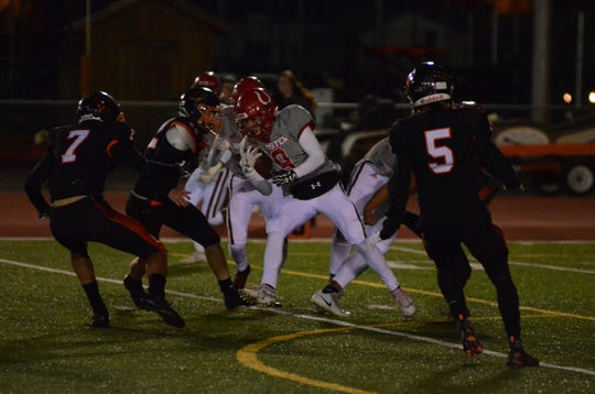 The Wooster football team has qualified for the playoffs for the first time in 19 years.
