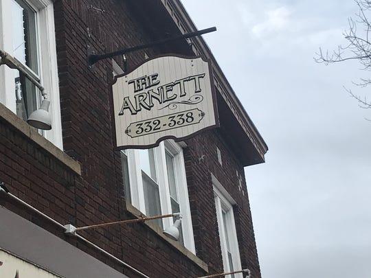 The Arnett Cafe is at 332 Arnett Blvd.