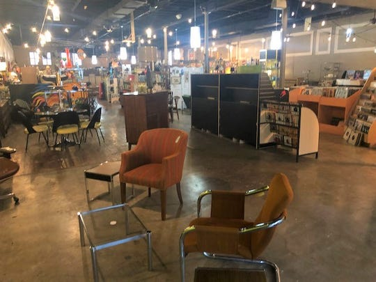 The new Madstyle Vintage location has showroom of 7,000 square feet.