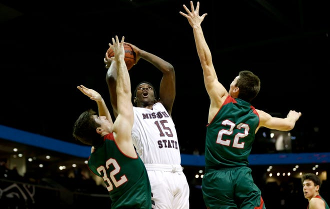 Lamont West enters his only season playing for Missouri State basketball as a MVC Newcomer of the Year favorite.