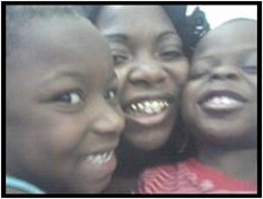 Brandi Peters and one of her 6-year-old twin daughters, Tamiyah, were shot to death while the other twin, Taniyah, and Peters' 3-year-old son, JaVante Segura, were drowned during a Nov. 19, 2010, killing spree inside their Saddle Creek Run home.