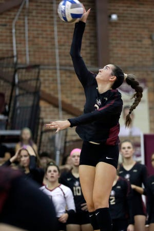 Though not the ideal start to the season, FSU volleyball is still eyeing improvement as the season goes on.