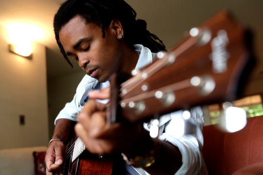 """Welcome back Royce Lovett, a contestant on """"The Voice,"""" at a meet-and-greet from 2 to 4 p.m. Sunday at Hearth & Soul."""