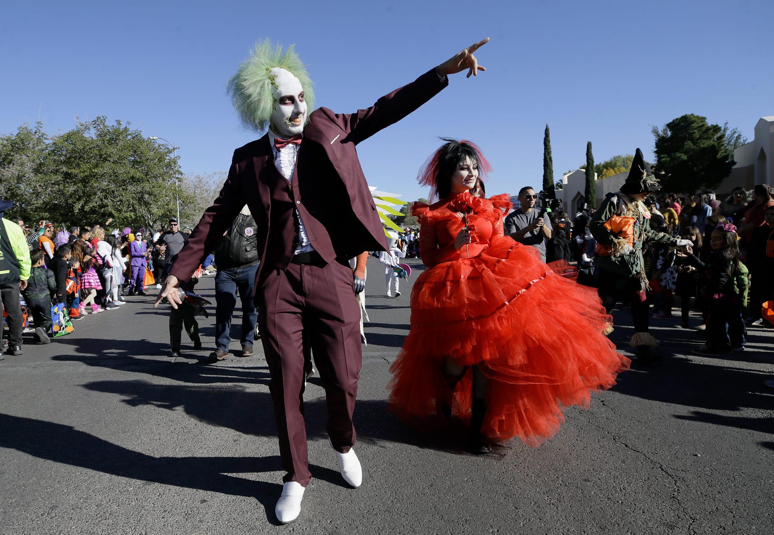 Klaq Halloween Parade 2020 KLAQ Halloween Parade 2019 Kicks Off Costumed Fun