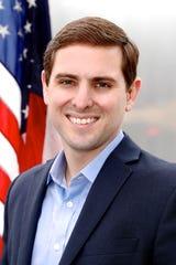 Republican Matt Slater is running to become Yorktown town supervisor.