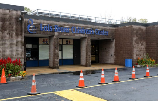 The exterior of the Lois Bronz Children's Center on Manhattan Avenue in Greenburgh, photographed Oct. 31, 2019.