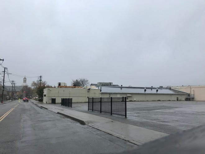 Avon's former Nail Enamel Building at 37 Washington Ave., Suffern, Oct. 31, 2019.