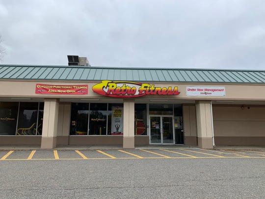 The Retro Fitness - Cortlandt Manor location on Monday, Oct. 28.
