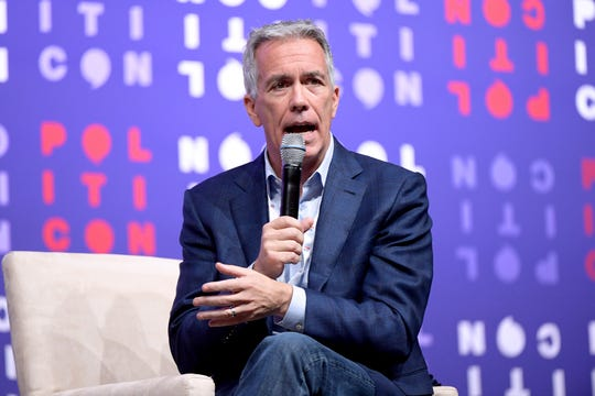 Former Rep. Joe Walsh, R-Ill., at Politicon in Nashville, Tennessee, in October 2019.