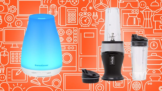 This Thursday, you can save on oil diffusers, blenders, smart gadgets, and more.