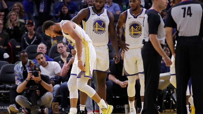 Is Stephen Curry S Injury A Blessing In Disguise For The Warriors
