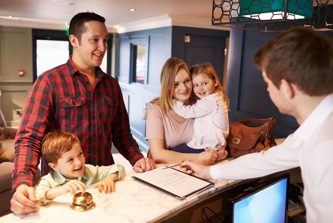 There are several reasons to opt for a hotel stay when visiting your family for the holidays.