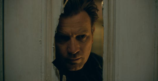 """In the Stephen King adaptation """"Doctor Sleep,"""" Ewan McGregor plays a grownup Danny Torrance from """"The Shining."""""""