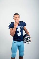 Dallas Phillips is a sophomore running back for the Enka Jets.