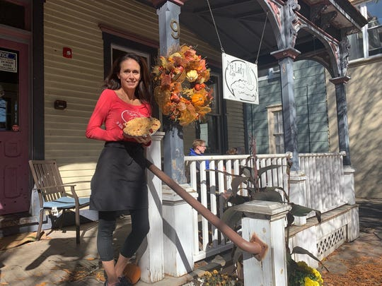 Pie Lady Cafe owner Christine McHale is excited about plans to expand her Moorestown business.