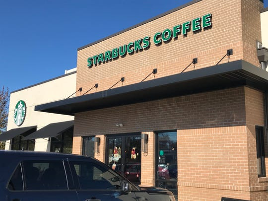 A South Jersey woman has sued Starbucks Coffee, alleging she was fired from a management position because she is white.