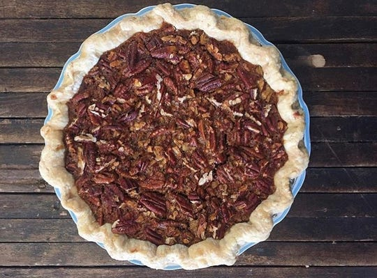 A Pecan Pie is just one of the holiday options from Constellation Collective in Collingswood.
