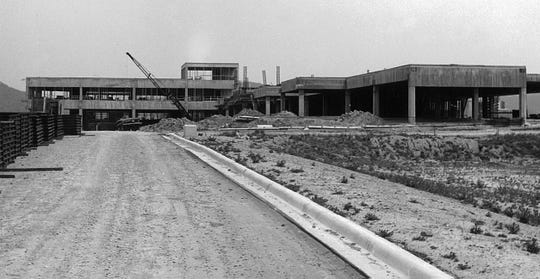Construction of what would become the Adena Medical Center began after voters passed a bond issue in November 1969.