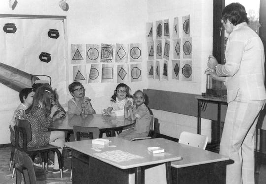 Classes began in January 1972 in the new Pioneer facility on County Road 550.