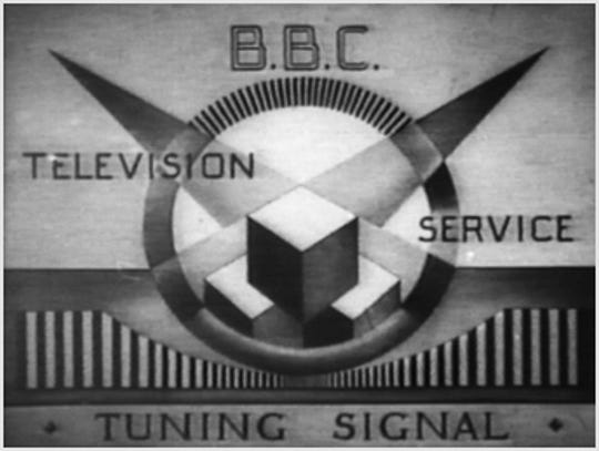 British Broadcasting Corp. (BBC) television service tuning signal.