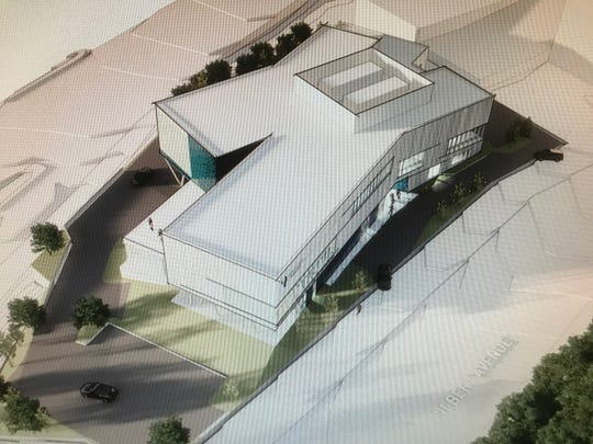 The new dance center will be built on a vacant lot purchased by the Cincinnati Ballet at 1801 Gilbert Ave.