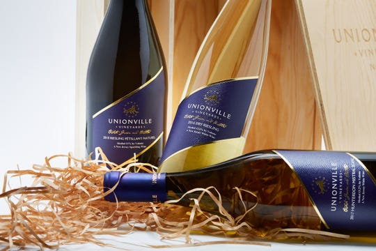 Wines from Unionville Vineyards.