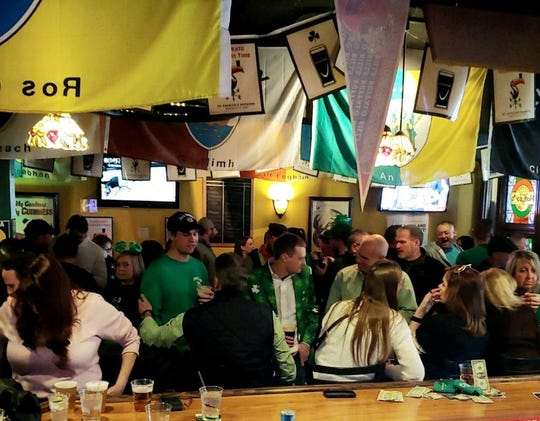 Irish Wednesdays will get fattened up on Nov. 27 at Hailey's Harp & Pub in Metuchen when in coincides with Thanksgiving. In addition to 10 percent off for those who wear green, Irish dishes, such as fish 'n' chips, Guinness stew, corned beef & cabbage, and shepherd's pie, are only $9.99 each.