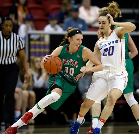 Fresno State grad transfer Kristina Cavey will give Northern Iowa another veteran body.