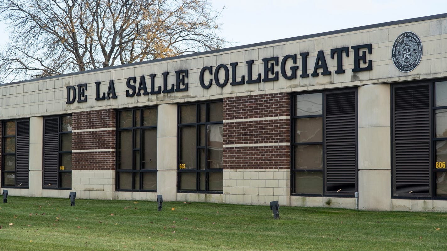 Photos De La Salle warren de la salle football hazing claims: players violated