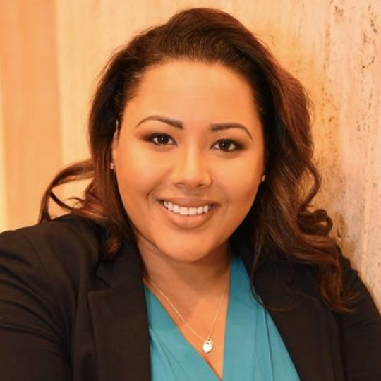 Chanel Hampton is the founder and CEO of Strategic Community Partners, which is opening a coworking space on Detroit's west side Monday, Nov. 4.