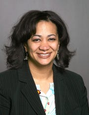 Undated photo of Anika Goss, the  executive director of the Detroit Future City office.