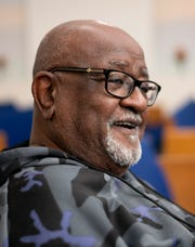 "Walter Davenport, a deacon at Mt. Hebron Baptist Church in Detroit, remembers the nearby nightclub Uncle Tom's Plantation. ""All of the stars of the day were there,"" he said."