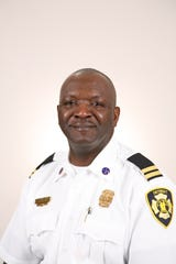 Detroit Fire Chief James Davis