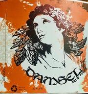 New logo Damsel Brew Pub