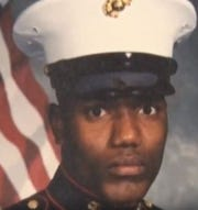 Keith Alan Jones, who was found shot to death in the Tides  Motel on First Street in Fort Myers June 19, 1997.