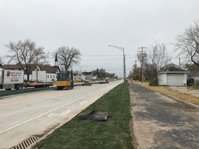 Green Bay plans to resurface or rebuild 8.7% more feet of roads than it did in 2019.