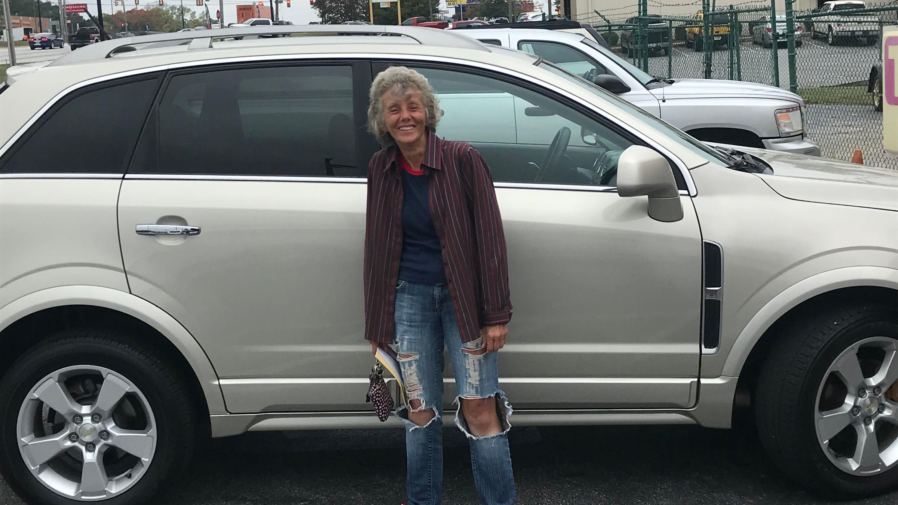 GoFundMe helps FedEx worker Darlene Quinn's 12-mile walk