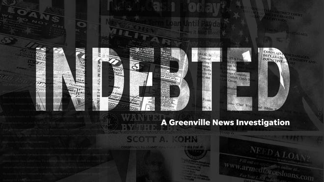Indebted: A Greenville News investigation