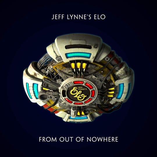 """From Out of Nowhere"" by Jeff Lynne's ELO"