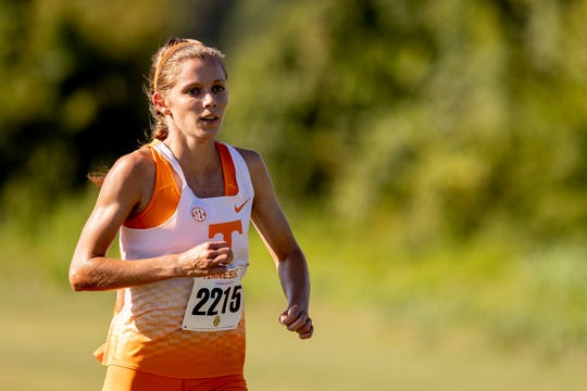 UT cross country standout Megan Murray.