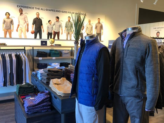 UNTUCKit opened its second Tennessee location in The Shops at Saddle Creek in Germantown.