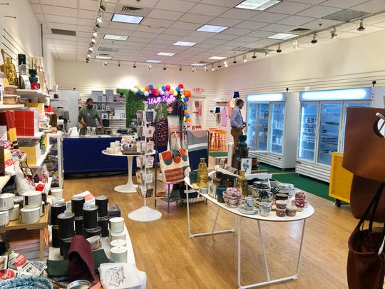Raw Girls + City & State Pop-Up Shop in Saddle Creek South.